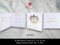 wedding invitation burim lirime