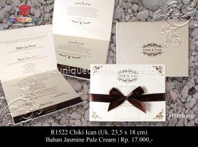Undangan Pernikahan Chiki Ican