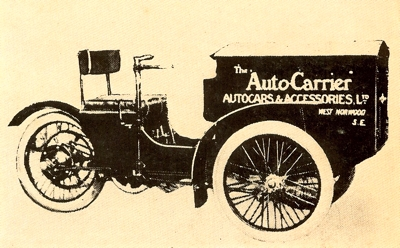 1904 Auto Carrier