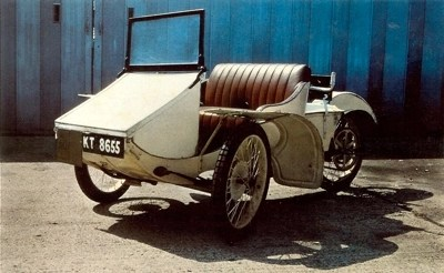 1910 Auto Carriers Sociable