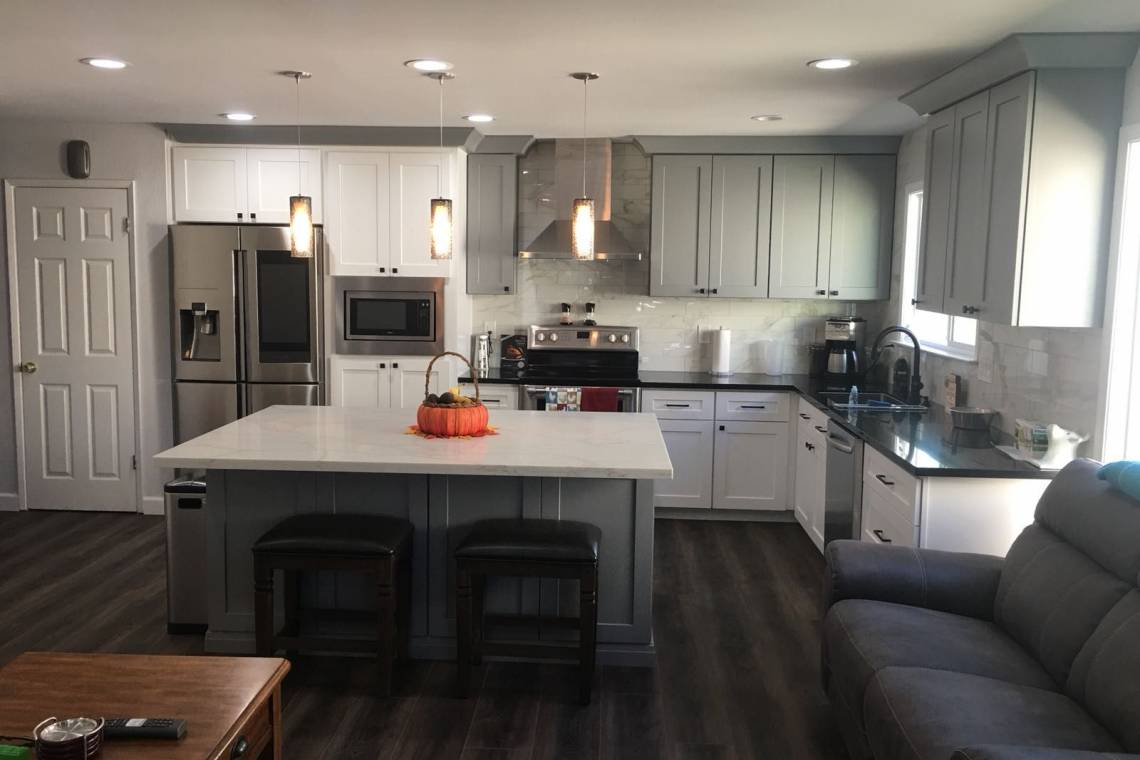 kitchen remodeling contractor and 3d design in san jose california