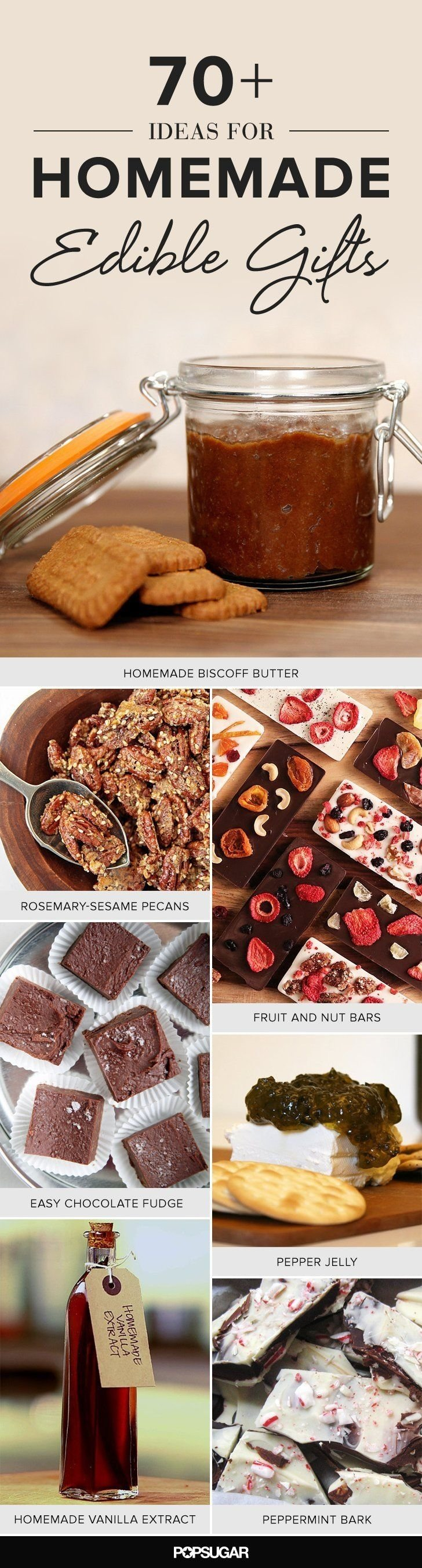 Easy Homemade Christmas Food Gifts | Dealssite.co