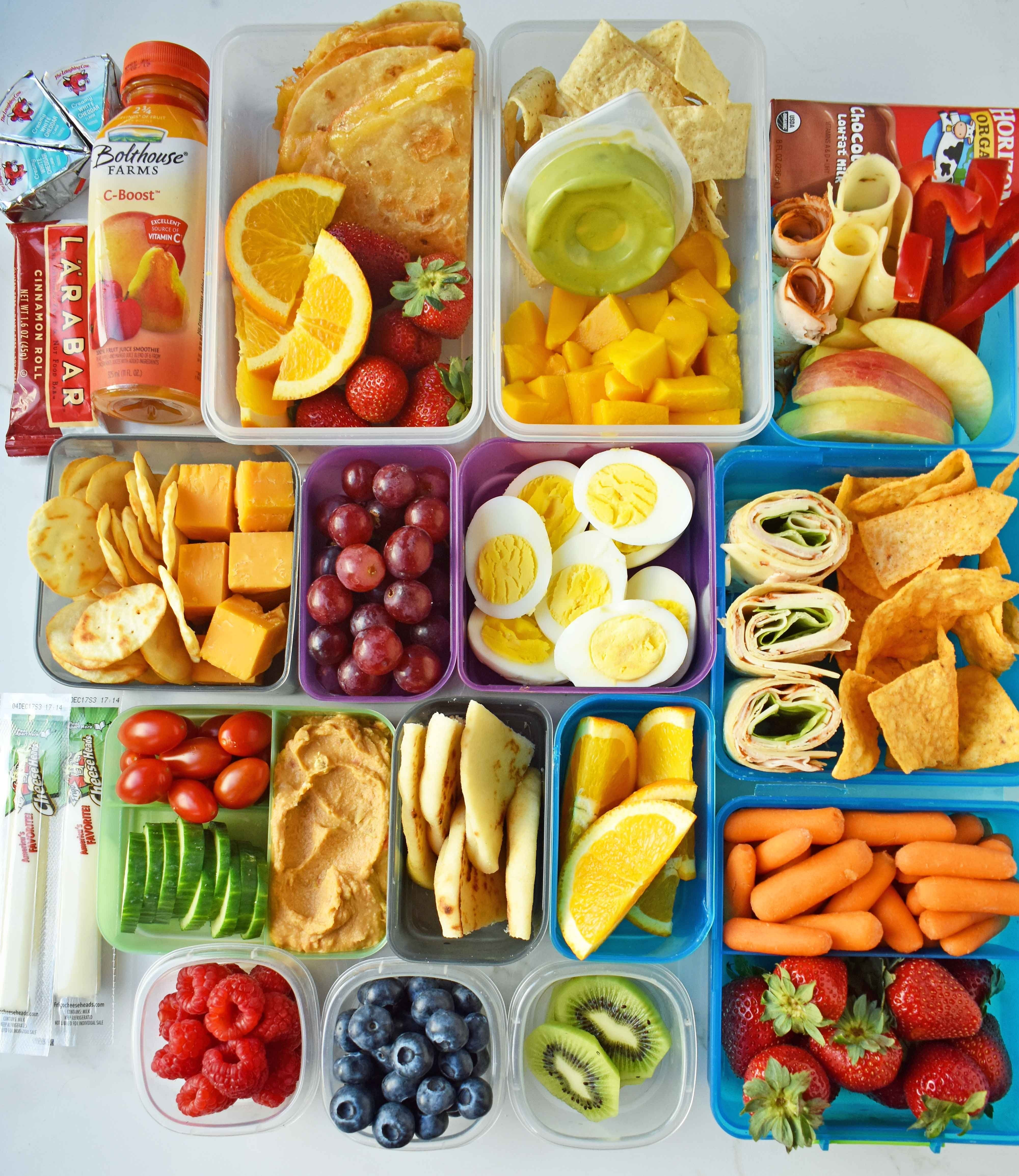 10 Trendy Good Ideas For School Lunches