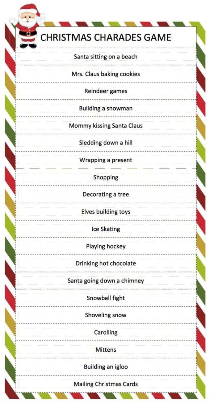 fun work christmas party ideas