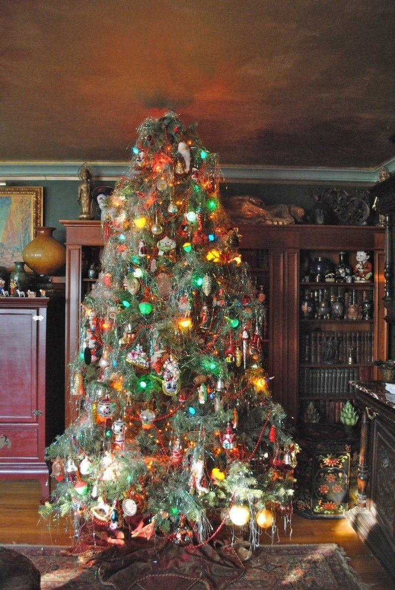 old fashioned christmas decorating ideas   Billingsblessingbags.org