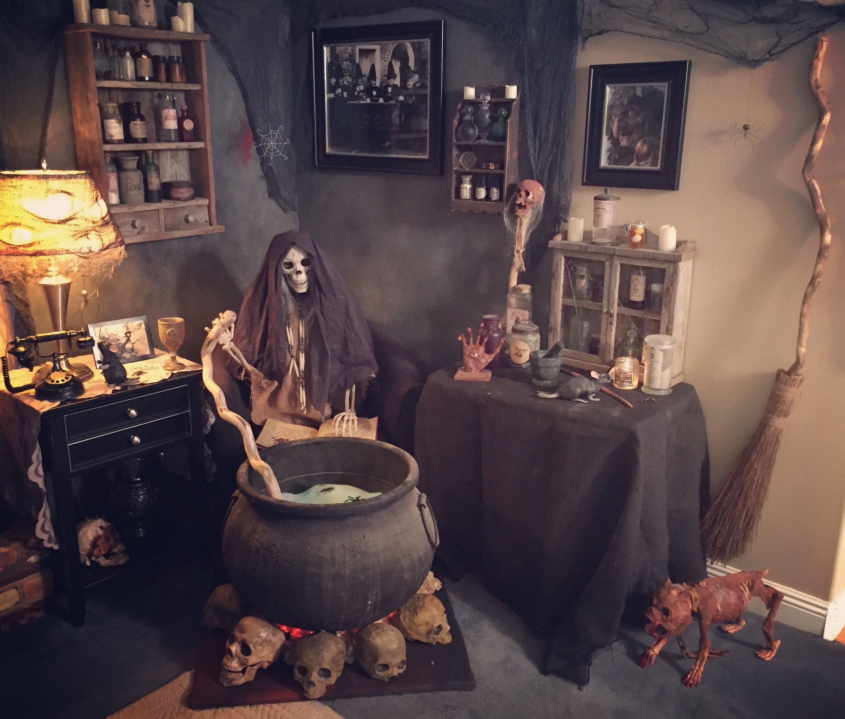 While we receive compensation when you click links to pa. 10 Stunning Scary Haunted House Room Ideas 2021