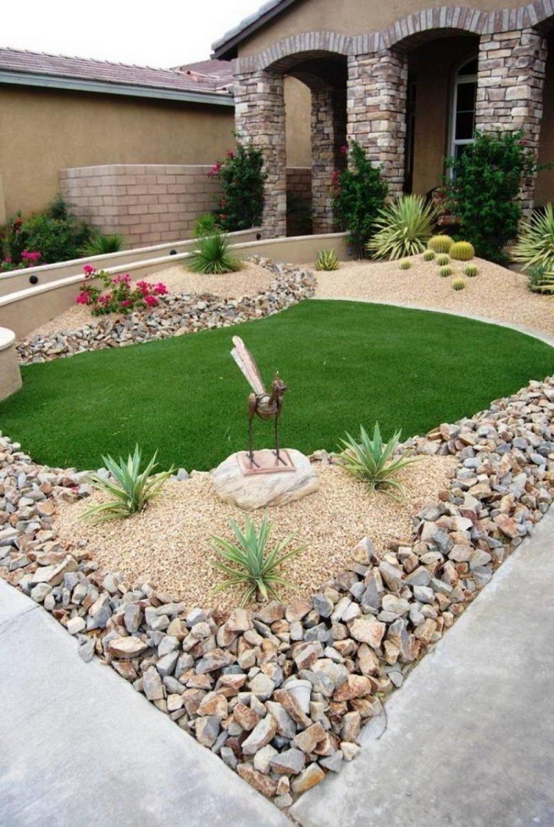 10 Attractive Low Maintenance Backyard Landscaping Ideas 2020 on Low Maintenance Backyard Design  id=90411