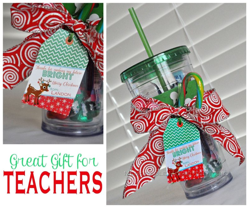 Imágenes de Christmas Gifts For Teachers Homemade