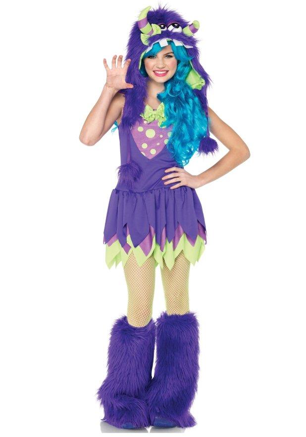 cute teenage girl halloween costume ideas
