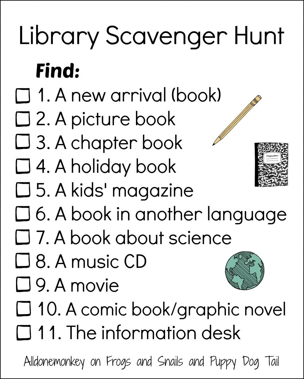10 Best High School Scavenger Hunt Ideas