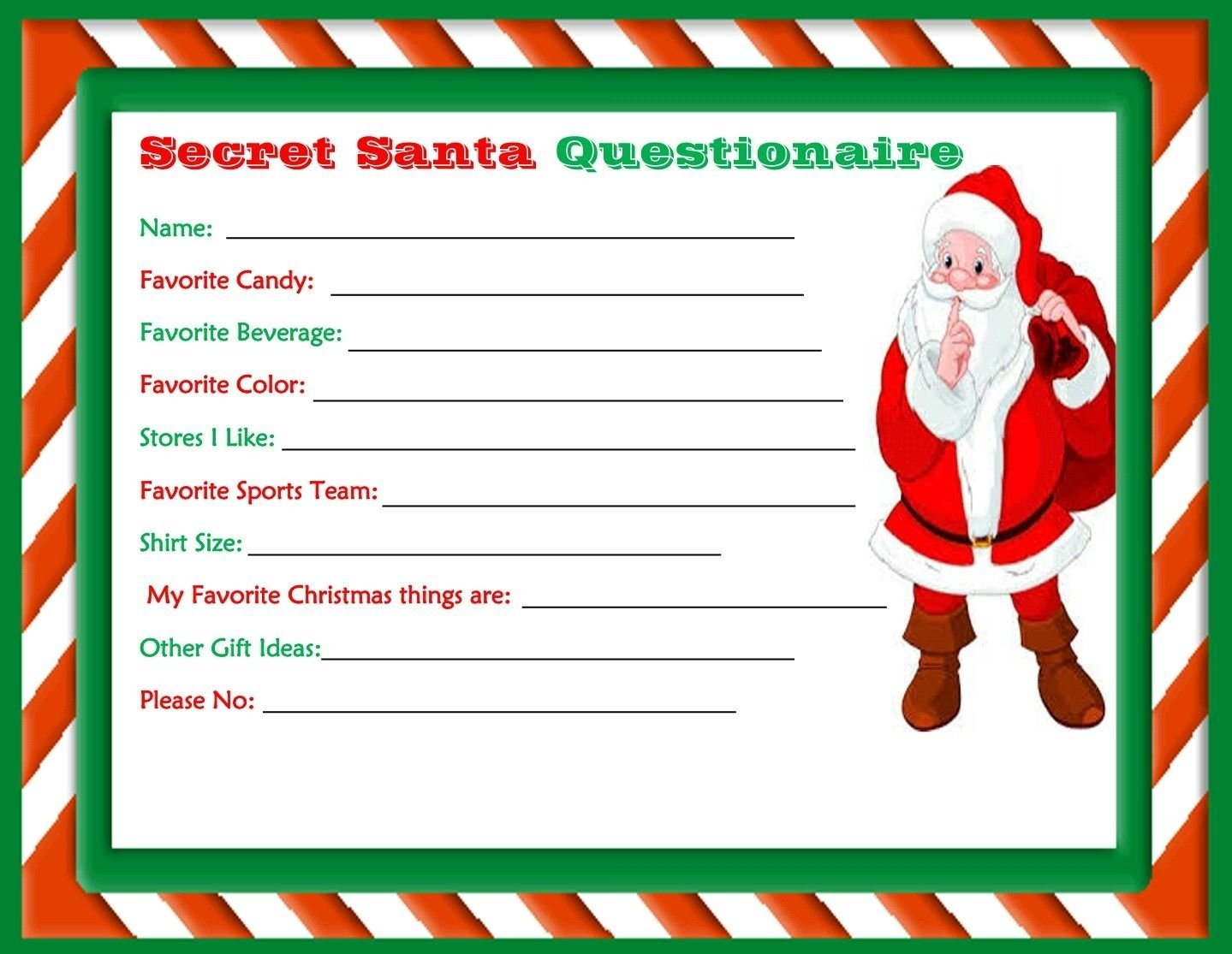 10 Most Recommended Secret Santa Ideas For Work
