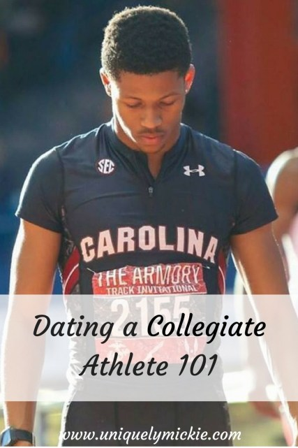 athletes dating non athletes