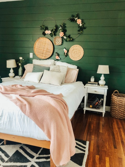 Painting My Bedroom Green – Uniquely Taylor Made