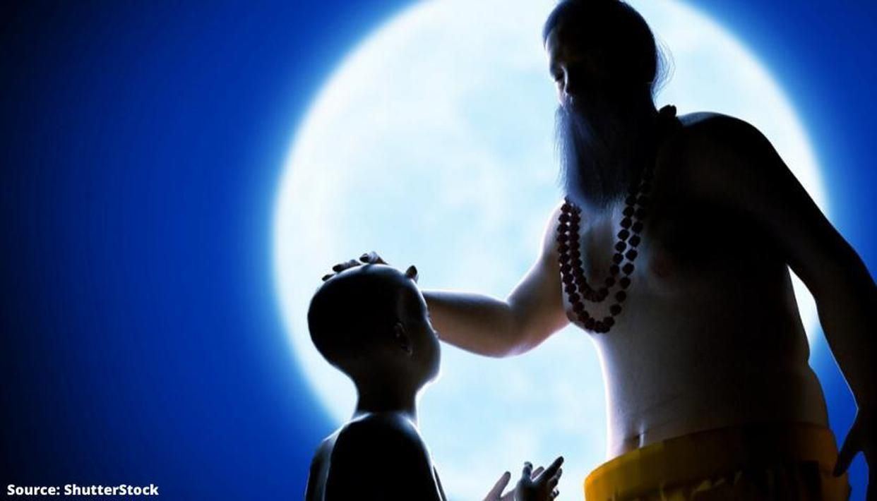 Guru Purnima messages in English to share with your family and friends or on social media