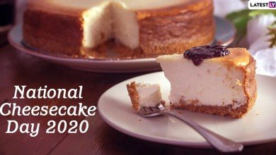 National Cheesecake Day 2020 (US): Here's A Simple Step by Step Recipe of This Smooth Dessert (Watch Video)