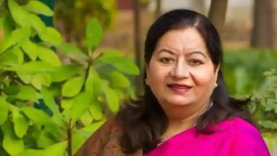 Najma Akhtar, first woman VC of Jamia Millia Islamia University(Facebook)