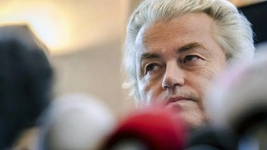 Twitter hackers accessed messages of far-right leader Geert Wilders