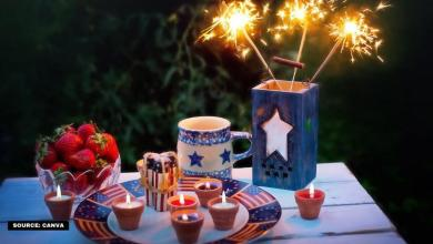 USA 4th of July jello shots recipe that will help to get the party started