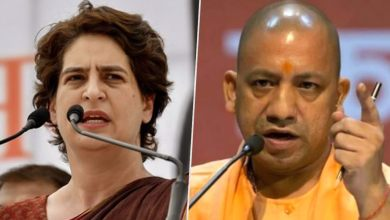 Priyanka Gandhi's accusation - the UP government is hiding data related to Corona