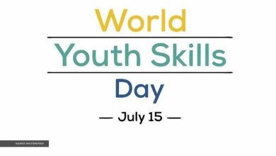 World Youth Skills Day posters you can use to spread awareness