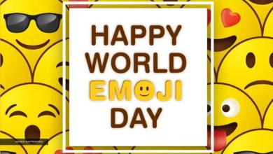 World emoji day wishes in english for you to send to your loved ones