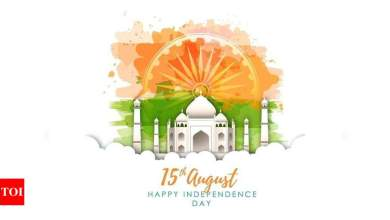 Happy Independence Day 2020: Images, Quotes, Wishes, Messages, Cards, Greetings, Pictures and GIFs