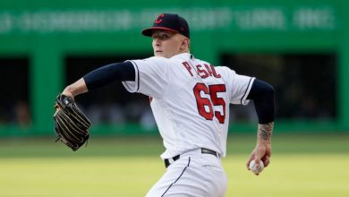 Indians' Zach Plesac says he and Mike Clevinger unfairly cast as 'bad people' after COVID violation