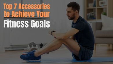 7 Workout Accessories to help you achieve your fitness goals at home