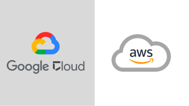 Google Cloud vs AWS: Difference Between Google Cloud & AWS