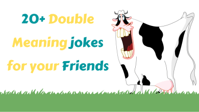 20+ Double Meaning Jokes for Your Friend | It's Very Funny