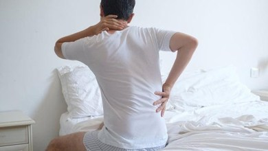 Health effects of sleeping on a bad or an old mattress
