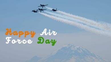 Happy Indian Air Force Day