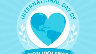 International Non-Violence Day