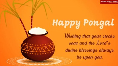 Happy Pongal 2021 Wishes, Images, Quotes, and Messages to Share