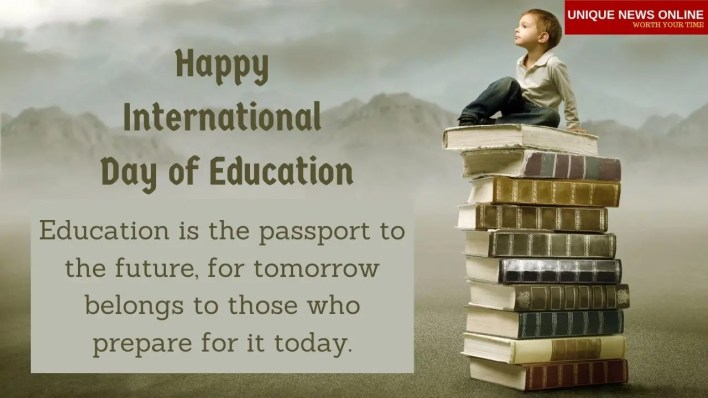 Education Day wishes to Share