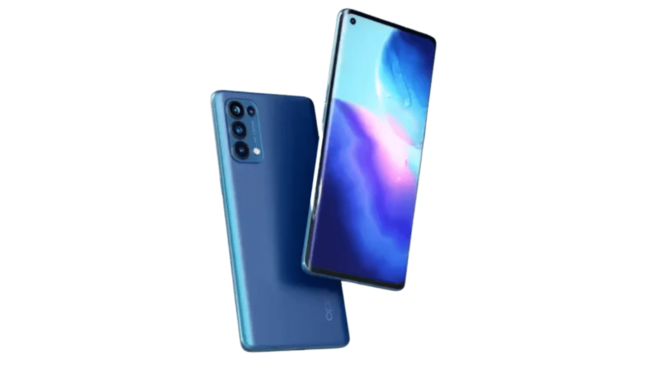 Oppo Reno 5 Pro 5G launched in India, 35990 will get many great features and specifications