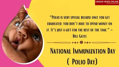 National Immunization Day (Polio Day)