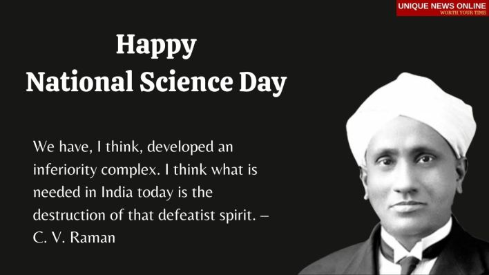 Happy National Science Day 2021 Wishes