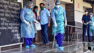 Covid: 3.66 lakh new cases, 3754 deaths, active cases cross 37.4 lakh