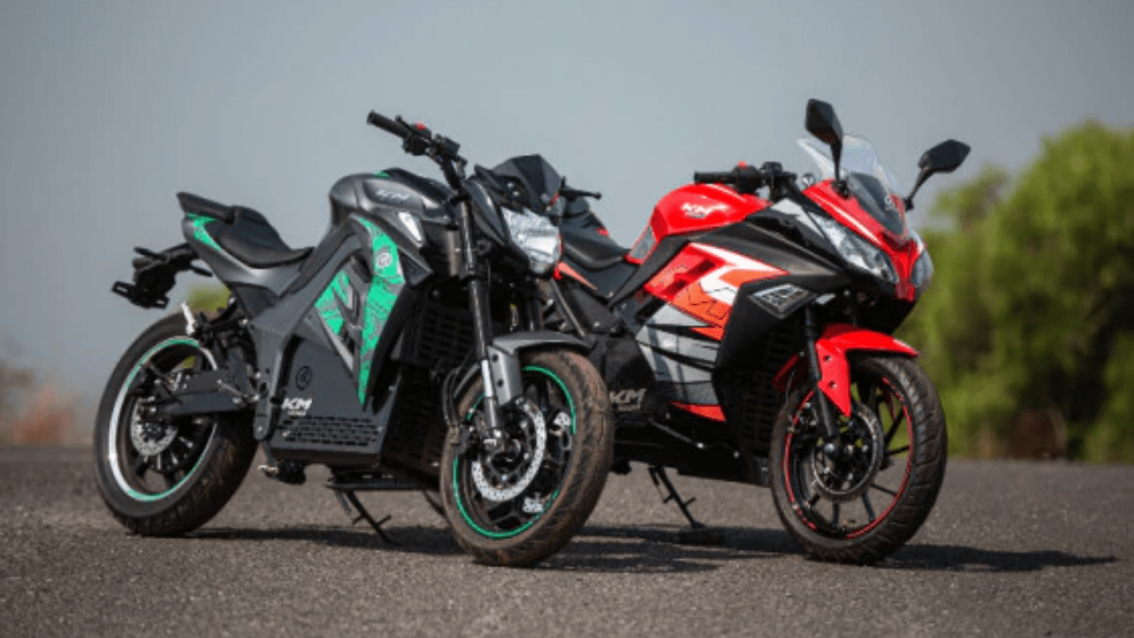 Kabira Mobility launched India's fastest electric bike, will run 150 km in full charge, 120 km top speed, know price