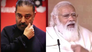 Kamal Haasan lashed out at the Center over the hunger, said - this strike of Modi