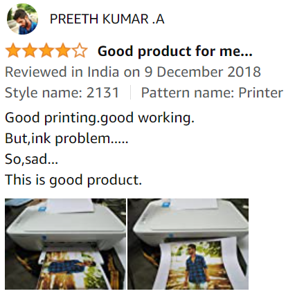 Some of the best printers under 5000