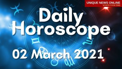 Daily Horoscope: 2 March 2021, Check astrological prediction for Aries, Leo, Cancer, Libra, Scorpio, Virgo, and other Zodiac Signs