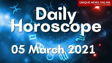 Daily Horoscope: 5 March 2021, Check astrological prediction for Aries, Leo, Cancer, Libra, Scorpio, Virgo, and other Zodiac Signs
