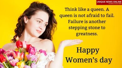 Happy International Women's Day 2021 Wishes, Messages, Greetings, Images, and Quotes