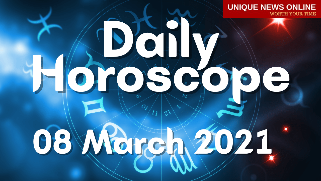 Daily Horoscope: 8 March 2021, Check astrological prediction for Aries, Leo, Cancer, Libra, Scorpio, Virgo, and other Zodiac Signs