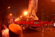 Kolkata: 9 killed, including firefighters in building fire; Mamata Banerjee arrives at midnight; PM Modi also announces help #KolkataFire