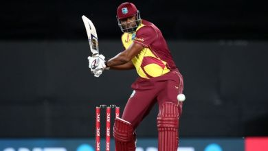 Pollard's six off six balls, West Indies beat Sri Lanka #Pollard #champion #Polly