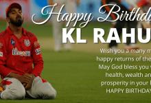 Happy Birthday KL Rahul WhatsApp Status Video Download