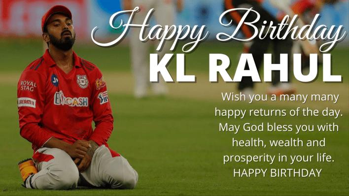 KL Rahul Birthday